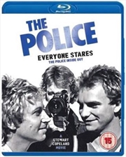 Everyone Stares - Police Inside Out   Blu-ray