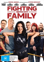 Fighting With My Family | DVD