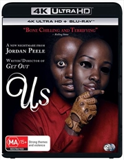 Us | Blu-ray + UHD