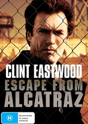Escape From Alcatraz | DVD