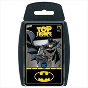 Top Trumps - Batman Classic