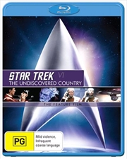 Star Trek VI - The Undiscovered Country Remastered | Blu-ray