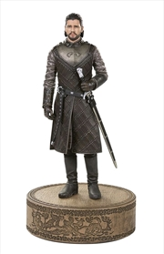 Game of Thrones - Jon Snow Premium Statue