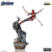 Avengers 4: Endgame - Iron Spider vs Outrider 1:10 Scale Statue