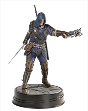 The Witcher 3: Wild Hunt - Geralt Grandmaster Feline Statue | Merchandise