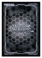 Yu-Gi-Oh! - Dark Hex Card Sleeves 50ct | Merchandise