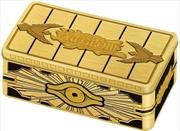 Yu-Gi-Oh! - Mega-Tin 2019 Gold Sarcophagus | Merchandise