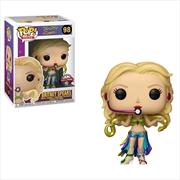 Britney Spears - Britney Spears Slave 4U Metllaic US Exclusive Pop! Vinyl [RS] | Pop Vinyl