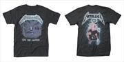 Ride The Lightning: Tshirt: L   Apparel
