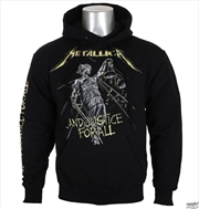 And Justice For: Sweatshirt: M
