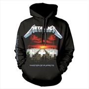 Master Of Pupp: Sweatshirt XXL | Merchandise