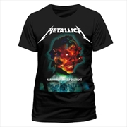 Hardwired Album: Tshirt: M   Apparel