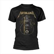 Hetfield Iron Cross: Tshirt: L