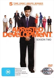 Arrested Development - Season 02 | DVD