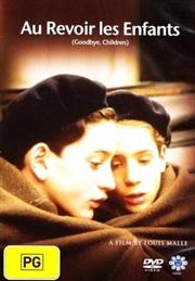 Au Revoir Les Enfants | DVD