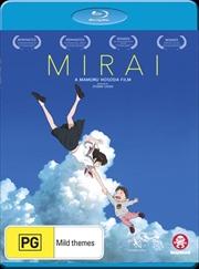 Mirai | Blu-ray