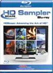 Hdscape Sampler | Blu-ray