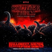 Stranger Things 2 - Halloween Sounds From The Upside Down | Vinyl