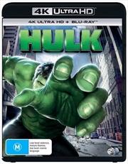 Hulk | Blu-ray + UHD