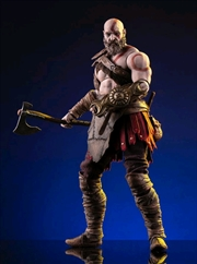 "God of War - Kratos Deluxe 1:6 Scale 12"" Figure 