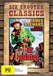 Far Country Six Shooter Classics, The | DVD