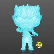 Game of Thrones - Crystal Night King with Dagger Glow US Exclusive Pop! Vinyl [RS]