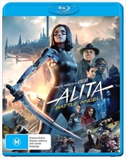 Alita - Battle Angel | Blu-ray
