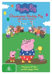 Peppa Pig - Champion Daddy Pig | DVD