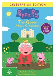 Peppa Pig - The Queen - A Royal Compilation | DVD