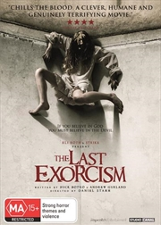 Last Exorcism, The | DVD