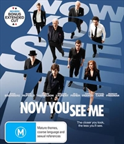Now You See Me | Blu-ray