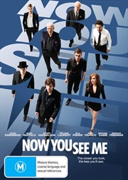 Now You See Me | DVD