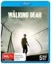 Walking Dead - Season 4, The | Blu-ray