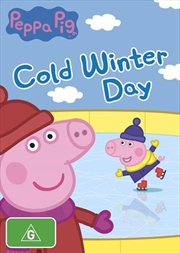 Peppa Pig - Cold Winter Day | DVD