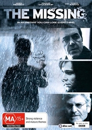 Missing, The | DVD