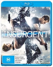 Divergent Series - Insurgent, The | Blu-ray