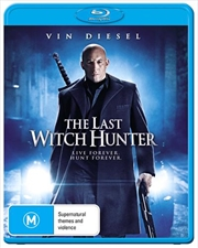 Last Witch Hunter, The | Blu-ray