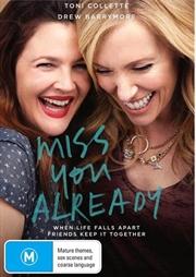 Miss You Already | DVD