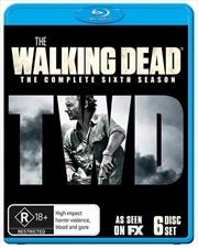 Walking Dead - Season 6, The | Blu-ray
