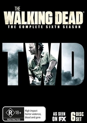 Walking Dead - Season 6, The | DVD