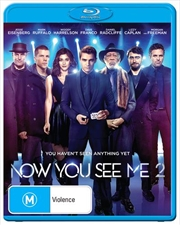 Now You See Me 2 | Blu-ray