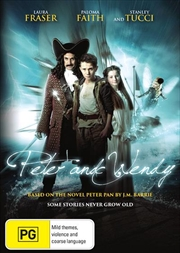 Peter And Wendy | DVD