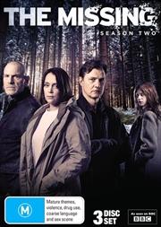 Missing - Season 2, The | DVD
