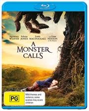 A Monster Calls | Blu-ray