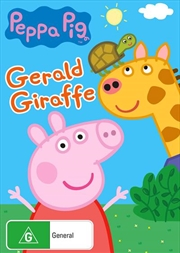 Peppa Pig - Gerald Giraffe | DVD