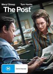 Post, The | DVD