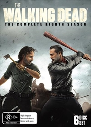 Walking Dead - Season 8, The | DVD