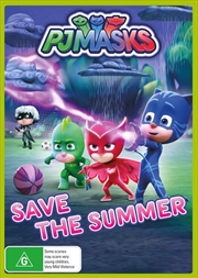 PJ Masks - Save The Summer | DVD