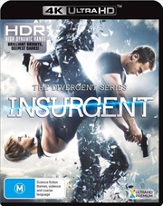 Divergent Series - Insurgent | UHD, The