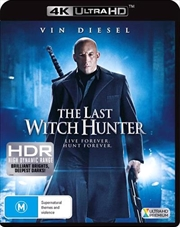 Last Witch Hunter | UHD, The